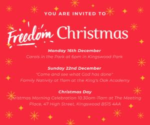 Christmas at Freedom Church